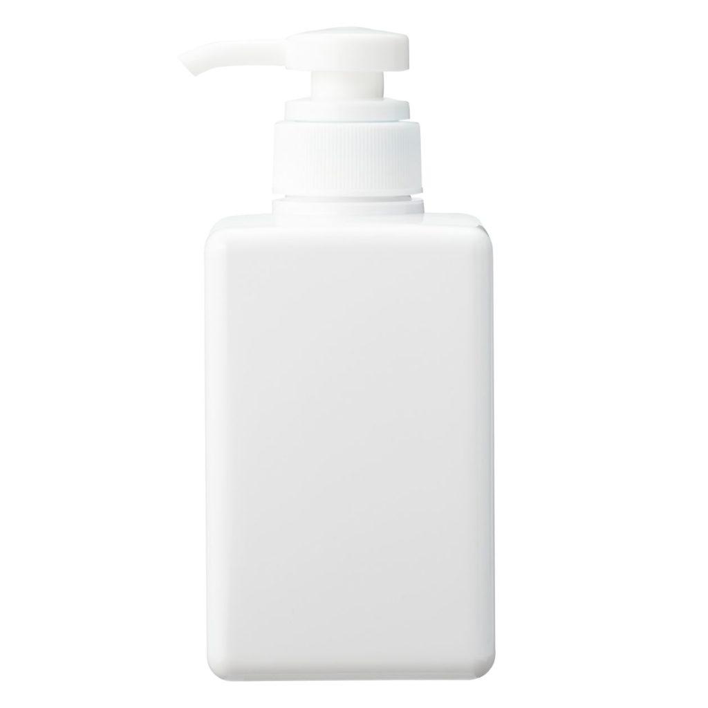 詰め替え用のボトル