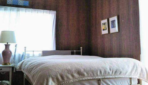 【ゆるミニマリスト主婦】の部屋紹介。寝室/玄関/階段
